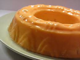 Halloween Jello Molds by This Smooth And Creamy Jello Mold Is Made Of Apricot Gelatin And