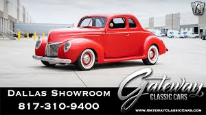 100 Old Trucks For Sale In Texas INVENTORY DALLAS Gateway Classic Cars