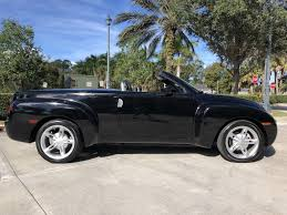 Used 2004 Chevy SSR LS RWD Truck For Sale Ft. Pierce FL - 4B107340D