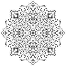 200 Mandalas Para Colorear Imprimibles Libro Digital Pdf Bs 0