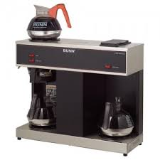 BUNN 042750031 VPS 12 Cup Pourover Commercial Coffee Brewer With 3 Warmers 120V 60 1PH