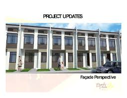 100 Townhouse Facades For Sale In Beverly Place Mactan 18 M CEBUZIP