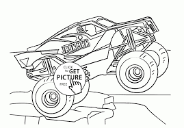 100 Monster Truck Coloring Book Luxury Photos Pages