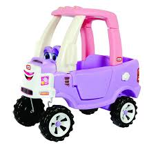 Amazon.com: Little Tikes Princess Cozy Truck Ride-On: Toys & Games Spray Rescue Fire Truck At Little Tikes Deluxe 2in1 Cozy Roadster Walmartcom Pirate Ship Kids Toy Play N Scoot Parent Push Foot To Floor Ride On Push Dump Toy Sounds 14 Tall Whats Princess Rideon Being Mvp Coupe Is The Perfect Review Family Focus Blog Free Huggies Ultra Pants Wipes Worth Over