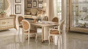 arredoclassic esstisch 8 stühle esszimmer tisch rokoko barock jugendstil stuhl
