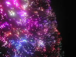7ft Fiber Optic Christmas Tree by Fiber Optic Tree Christmas Part 27 6 5 Ft White Pre Lit Multi