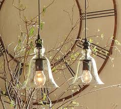 Image Result For Pottery Barn Glass Bell Light | Canada Cabin ... A Kitchen Thats On A Roll Kitchens Pinterest Rustic Outdoor Pendant Lighting With Glass Indoor Small Pottery Chandeliers Barn Antler Chandelier Light Lamp Crystal Wood Gray Kitchen Island Manificent Plus Kitchpendant Kids Mullion Cabinet Doors In Interior Collections Set Large Old Age Rustic Barn Lighting Pendants With Weathered Metal Shade Framing The Table Perfect For Family Gatherings Fetching Ebay Pottery