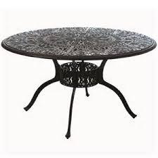 Hanamint Grand Tuscany Patio Furniture by Grand Tuscany By Hanamint 8 Seat Luxury Cast Aluminum Patio