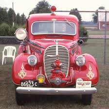 100 Two Ton Truck 1939 Ford Bickle Fire Truck Richard Spiegelman