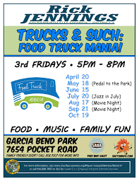 100 Food Trucks In Sacramento Such Truck Mania Garcia Bend Park 19