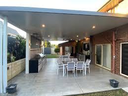 104 Skillian Roof Free Standing Skillion Patio 5m X 3m Smartkits Australia