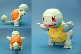 Its Squirtle The Water Type First Generation Starter Pokemon And In My Opinion Cutest 3D Model Is From Pokepark Wii