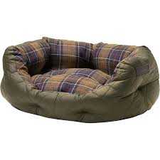 Filson Dog Bed by The Pampered Pooch Earth Gear