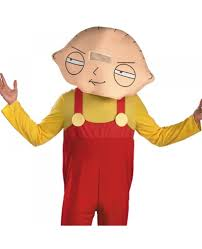 Family Guy Halloween On Spooner Street by Stewie Griffin Family Guy Costume
