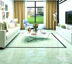 Floor Tiles For Living Room Green Ceramic Glossy Polished Glazed Wall