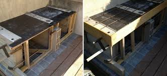 fabriquer cheminee allumage barbecue comment fabriquer un barbecue en dur you barbecue org
