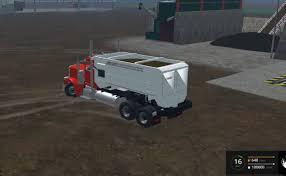 100 Feed Truck Peterbilt Beta FS 2015 Farming Simulator 19