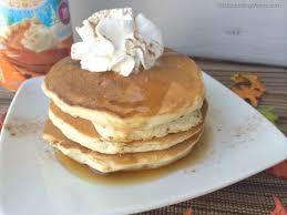 Pumpkin Pancakes With Gluten Free Bisquick by Pumpkin Pie Pancakes