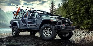 100 Jeep Gladiator Truck 2020 Gets Over 200 Mopar Accessories The Torque Report