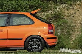 1998 Honda Civic DX Authentic Appeal