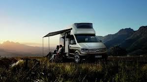Volkswagen Upsizes California Camper Van With XXL Concept