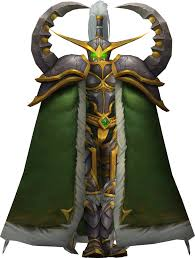Maiev As Seen In World Of Warcraft Legion