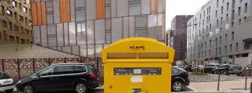 bureau de poste lyon lyon 2ème arrondissement la boîte aux lettres de l ancien