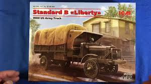 ICM 1/35 WW1 US Standard B Liberty Truck In Box Review - YouTube Standard B Liberty Wwi Us Army Truck 100 New Molds Icm Holding Taghosting Index Of Azbucarliberty Lemay Collection Egbudd Steel Body On 2nd Series 3 Expos Fleet Cluding Two Straight Trucks One Box Heil Automated Side Loader Garbage Truck Muddy Road 19 Motor Transport Corps Txdotbeaumont Twitter Come See The At Our Liberty Military Vehicles Militaria Forum Chevy Vs Gmc Comparison In Mo Heartland Chevrolet No Man Should Go Into Battle Alone Many Hands Behind Hemmings 1917 Ww I With Hercules Depot Rebuild Vintage Exhibit In The Trenches Iowa Public Radio