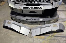 100 Iron Cross Truck Bumpers Shop Tour
