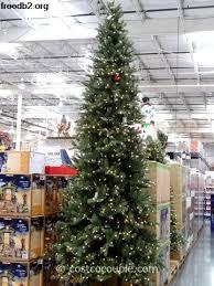 Ez Connect 12Ft Prelit Led Christmas Tree Kirkland Signature