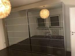 schlafzimmer spiegelschrank schiebetüren eur 24 50