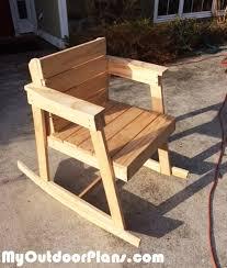 Sam Maloof Rocking Chair Plans by Build A Rocking Chair Design Home U0026 Interior Design