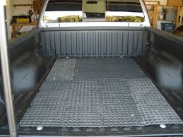 100 Rubber Truck Bed Liner RVNet Open Roads Forum Campers Truck Bed Mats