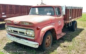 1960 Chevrolet Viking Grain Truck | Item DA5563 | SOLD! July...