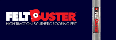 gaf feltbuster high traction synthetic roofing felt