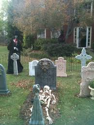 Halloween Tombstone Names Funny by Graveyard Halloween Decorations Funny Halloween Tombstone Names