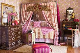 There Is No Wrong Color When Youre Decorating In Bohemian Style