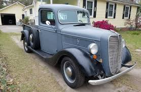 Hot Rods - 1937 Ford Pickups Only....one Year Wonders. | The H.A.M.B.