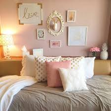Nice Design Pink And Gold Bedroom Decor 17 Best Ideas About On Pinterest