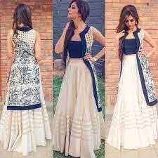 7717d4e0c68d26913bac9562d3a8302d Indo Western Dress Wedding Dresses