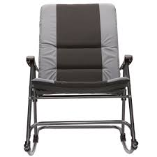 Coleman Oversized Padded Quad Chair Side Cooler by Summit Rocker Direcsource Ltd 100385 Folding Chairs Camping
