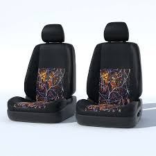 100 Custom Seat Covers For Trucks Camouflage Waterproof Endura Precision Fit