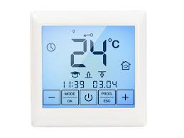 Warm Tiles Thermostat Instructions Manual by Digital Thermostat With Touchscreen Display Se200 Warm On