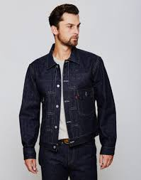 Levis Vinatge Denim Jacket Mens
