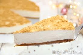spekulatius cheesecake ohne backen aus dem thermomix