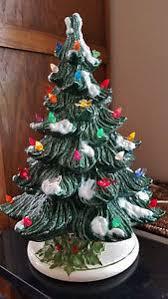 Vintage Atlantic Mold Ceramic Christmas Tree by Vintage Atlantic Mold Ceramic Christmas Tree Star U0026 Multi Color