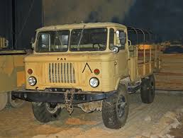 100 Two Ton Truck GAZ Iraqi Army At Duxford Museum Dave Flickr