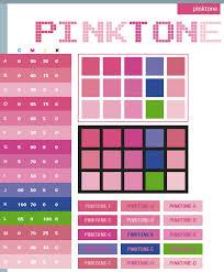 Pink Tone Color Scheme