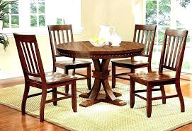 Fantastic Furniture Dining Table Round For 8 Wood Oak