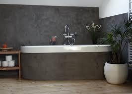 betonoptik oder betonlook die coole oberfläche wand putz